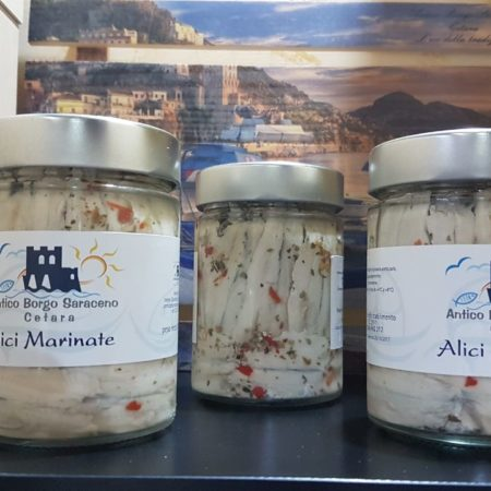 Alici marinate 314 gr. premium quality