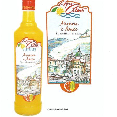 arancia e anice 700 ml