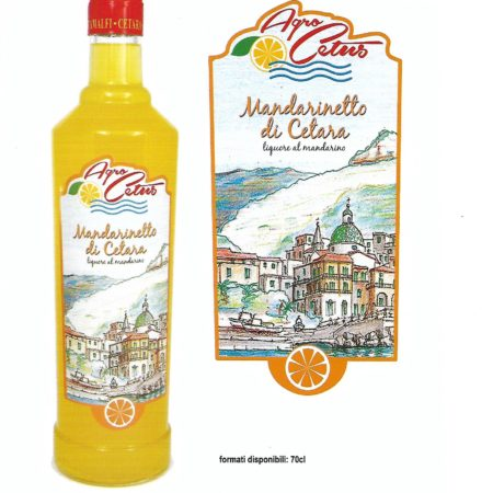 Liquore di Mandarino 70 cl. mandarinetto 700 ml